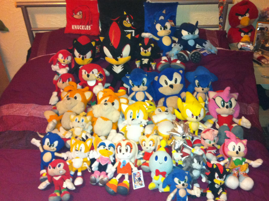 DeviantArt: More Artists Like Sonic Collection .:Update 2:. by ...