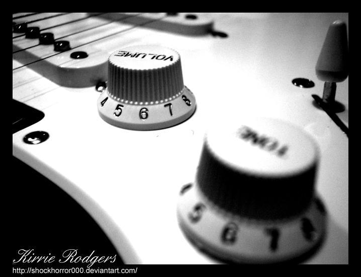 guitarras en fotos