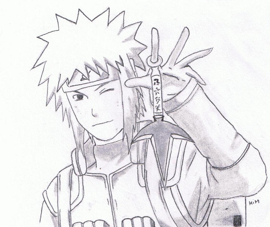how to draw naruto shippuden characters