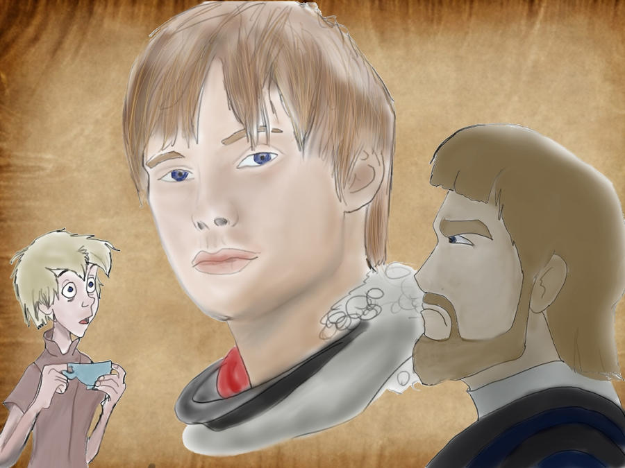 Arthur Through The Ages by lisloveslife