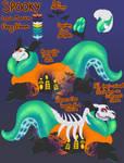 Spooky - MYO Leech Monster