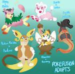 $7 Pokefusion Adopts 3 [1/5 OPEN]