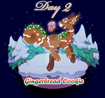 [CLOSED] Chimereon - Gingerbread Cookie