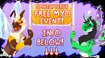 [CLOSED] Omniopteryx - FREE MYO EVENT