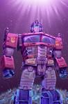 Collab - Optimus Prime