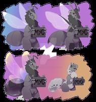 Omniopteryx MYO Slot placeholder images