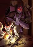 Collab - Flamewar and Shadow Striker