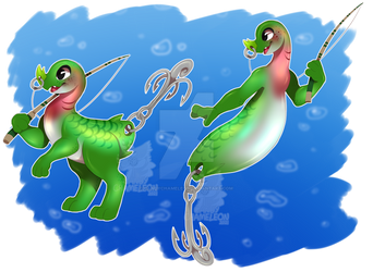 Fishing Lure Chimereon Adopt (CLOSED)