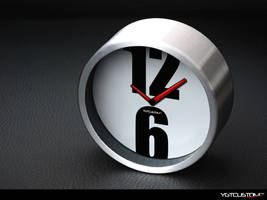 Clock by ygt-design