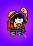 Mondongos Monkey D Luffy