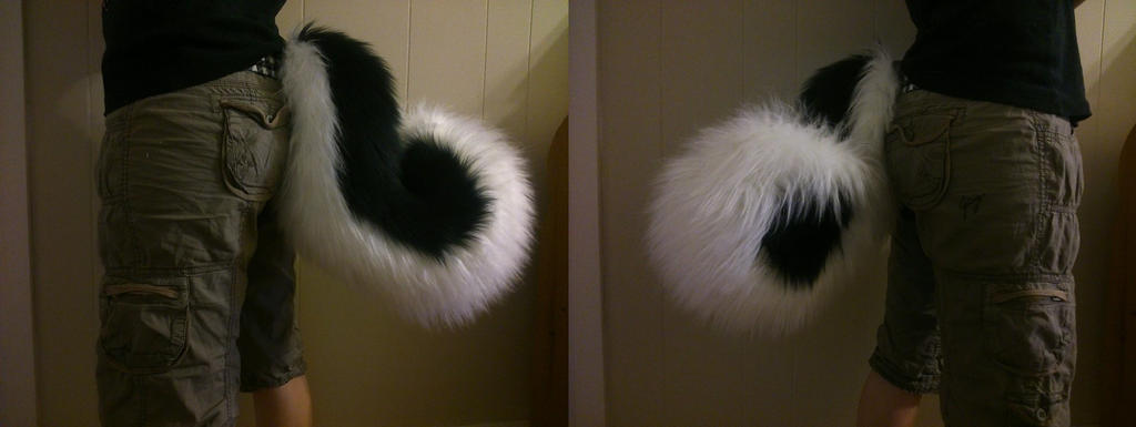 Husky Tail by Mist-Fang