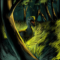 Raptor by yedi