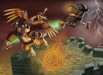 Gruntilda Battle