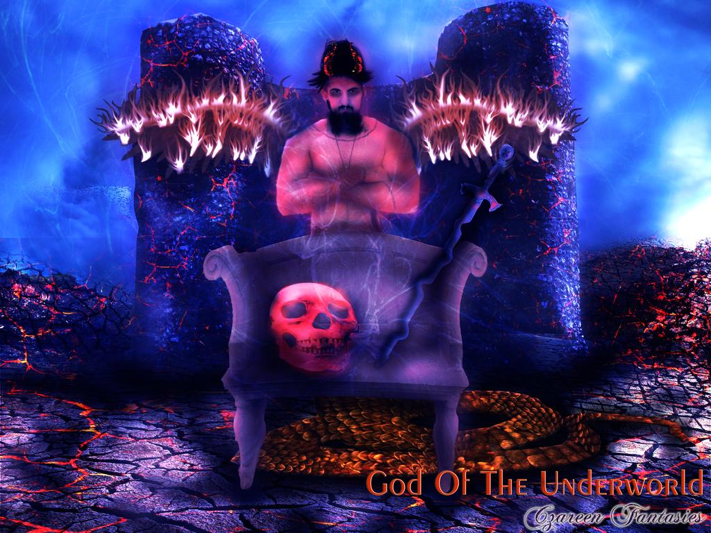 God Of The Underworld by CzareenYJ