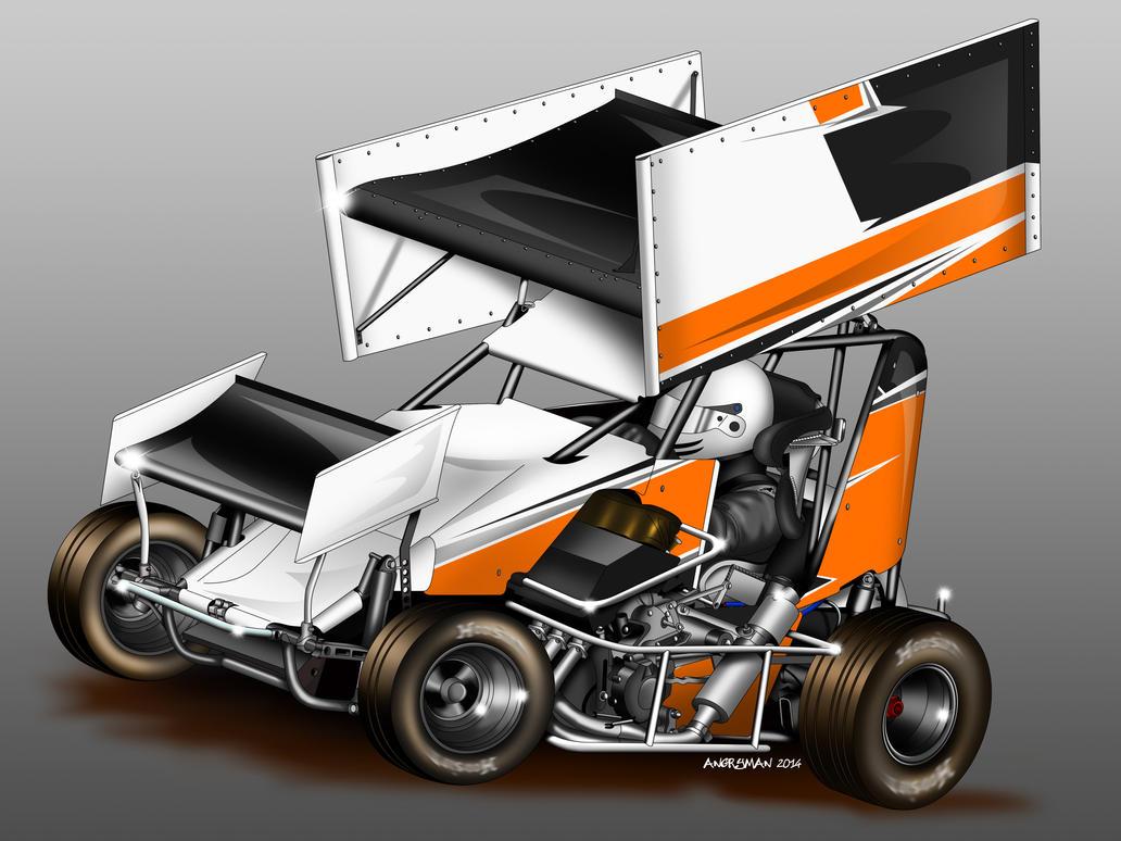 Midget Sprint 62