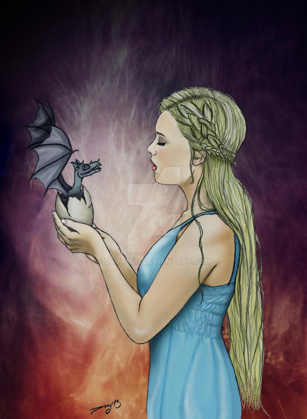 Madre de Dragones (2014)