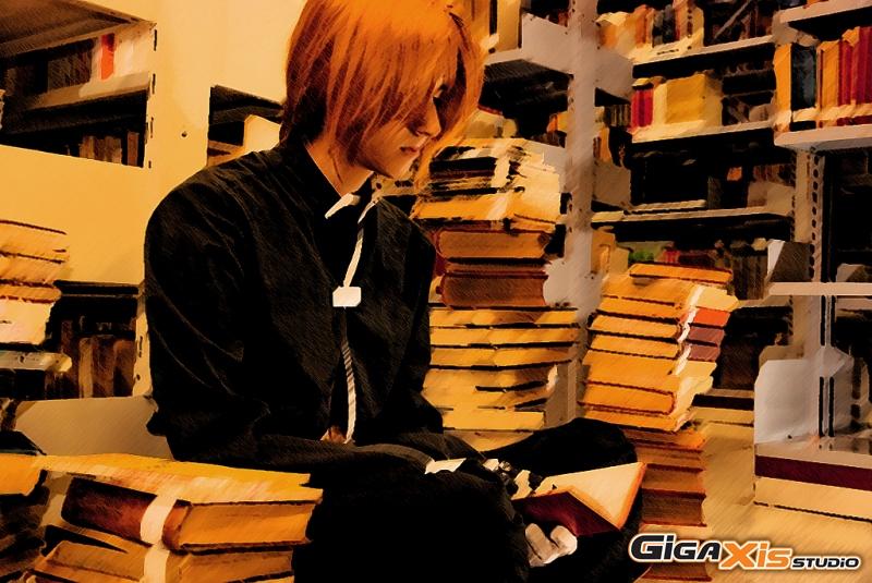 reading by couple-neko