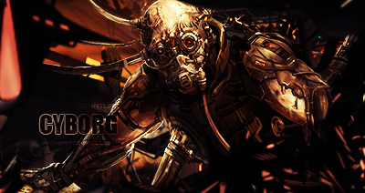 Cyborg Signature by CreationRollis