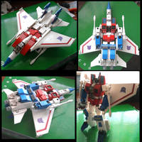 starscream lego