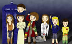 The Doctor and Companions-4