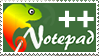 Notepad++ stamp by Ixion-TdC