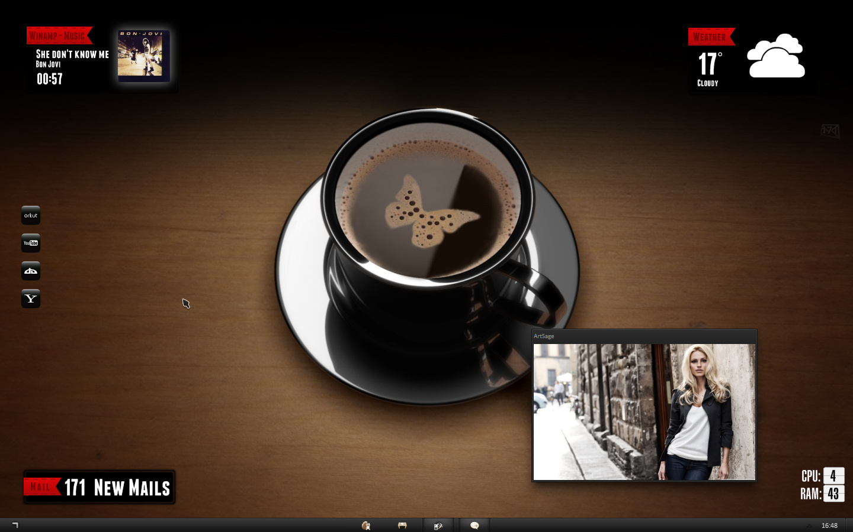 Coffe Sensation 87 by Dannyel-BonJovi87