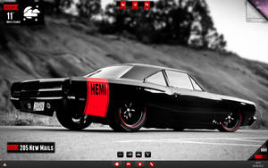 Black N Red 87 by Dannyel-BonJovi87