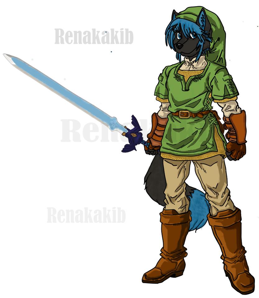 Gift for mathias-the-treasure-hunter by renakakib