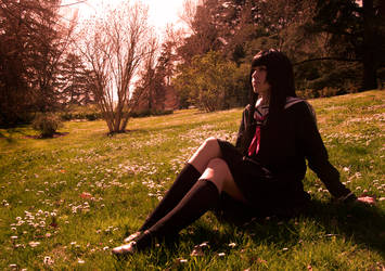 Jigoku shoujo - Eternal conviction by Sally-hiou