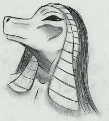 Unraveler Head by SacredOblivion