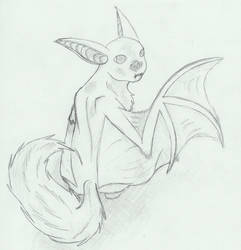 Bat by SacredOblivion