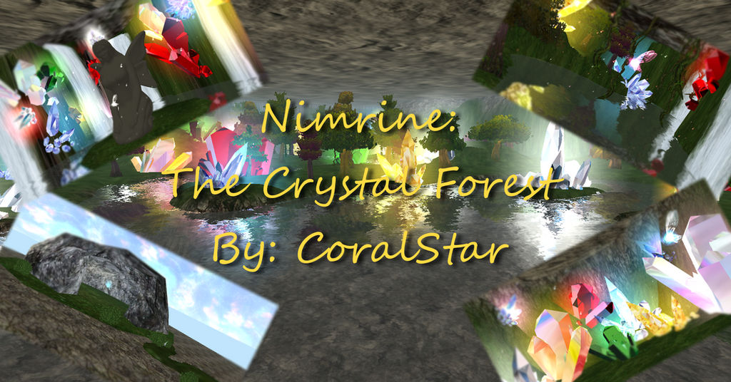 Nimrine: The Crystal Forest *Download*