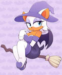 rouge the witch