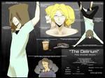 CreepyPasta Ref- The Delirium