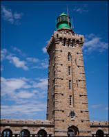 Cap Frehel lighthouse by LiveInPix