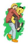 Todd x Mr. PeanutButter