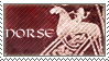 Norse stamp by Fjording