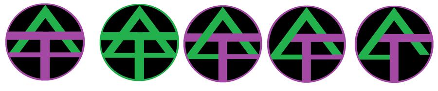 Tymas logo redesigns by xxVectorZeroxx