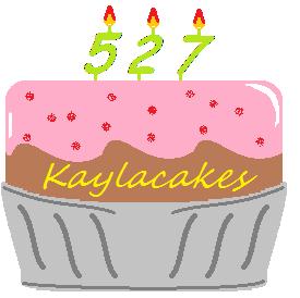 Kaylacakes 527 avitar logo by xxVectorZeroxx