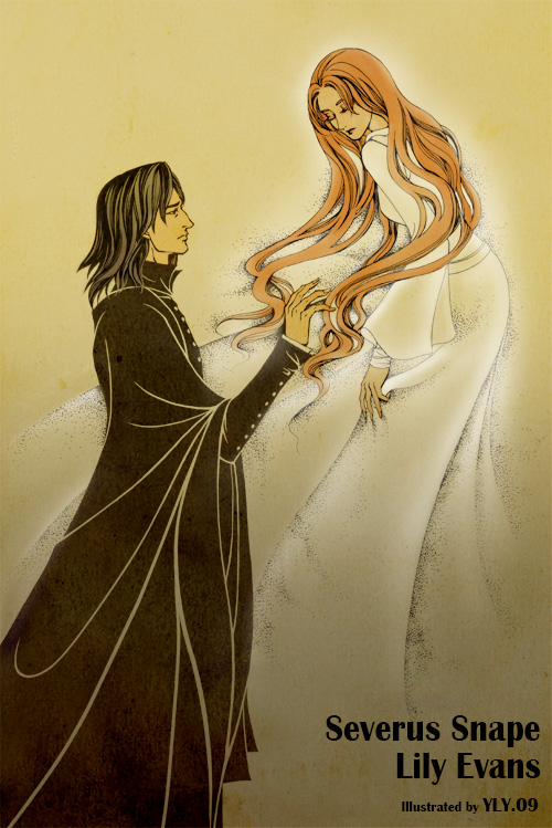 severus and lily - photo #4