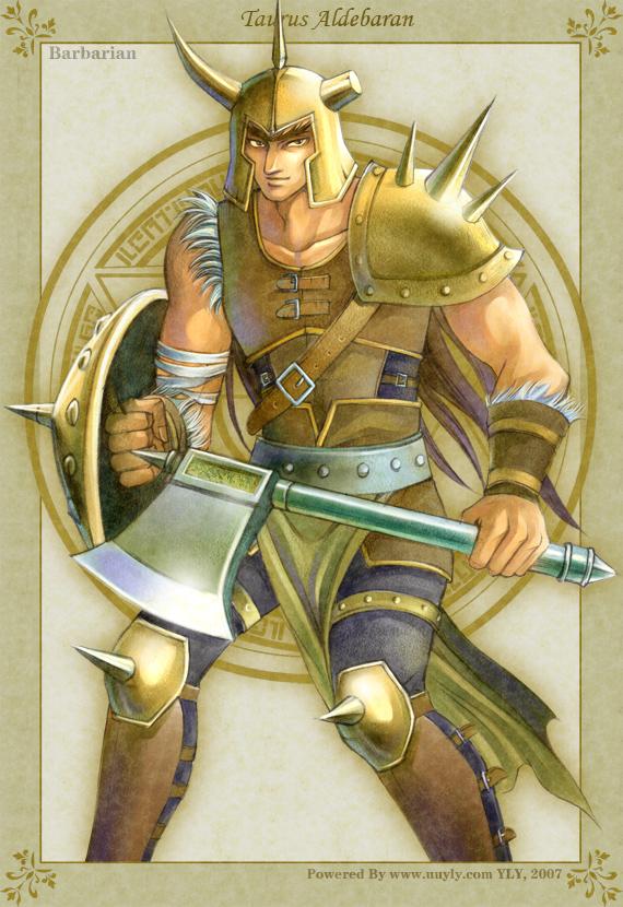 [Photobook] Cavaleiros do Zodíaco Golden_Fantasy_Aldebaran_by_uuyly