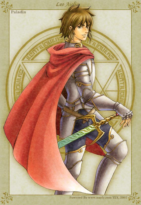 [Photobook] Cavaleiros do Zodíaco Golden_Fantasy_Paladin_Aiolia_by_uuyly