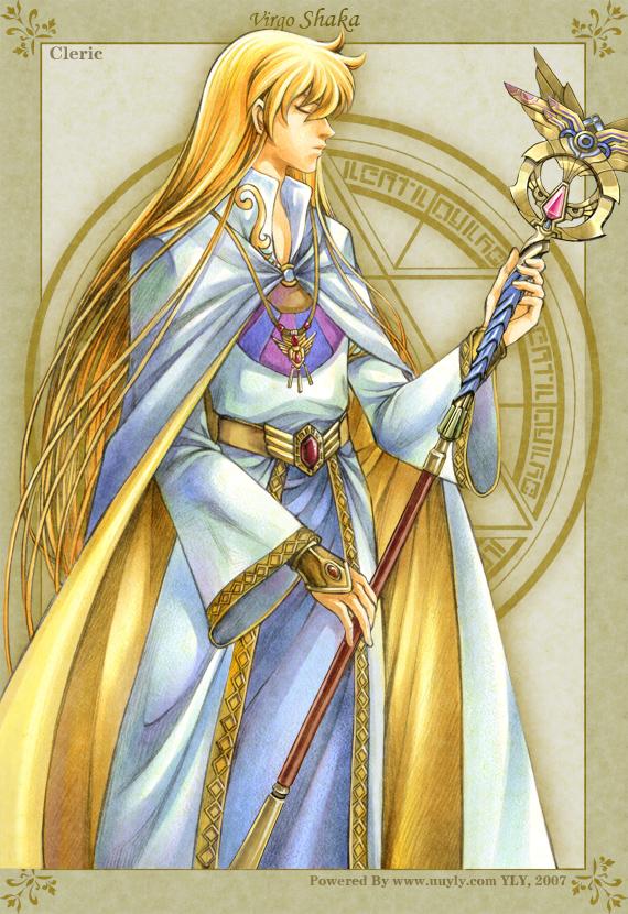 [Photobook] Cavaleiros do Zodíaco Golden_Fantasy_Cleric_Shaka_by_uuyly