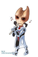 chibi Mordin by uuyly