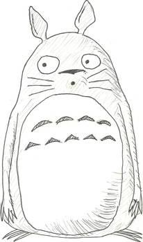 Totoro Waits
