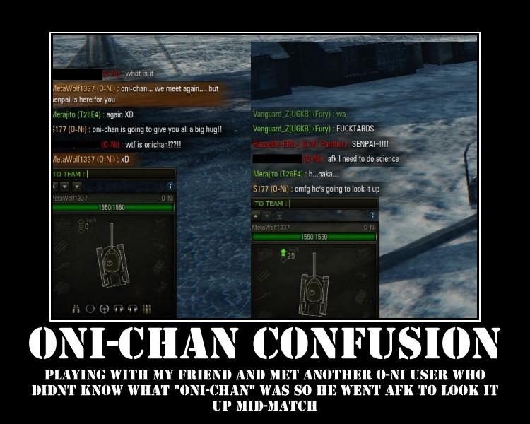 Oni-chan confusion by BerserkerWolf