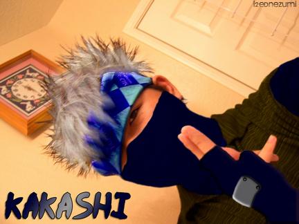 Kakashi by i2ednezumi
