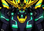 RX-0 Gundam Banshee Norn (Awakening Mode)