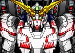 RX-0 Gundam Unicorn Full Armor (Destroy Mode)
