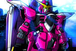 ZGMF-X09A Gundam Justice